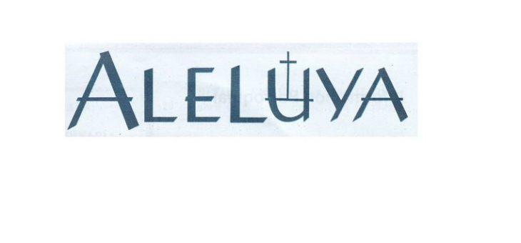 Boletin Aleluya 3 marzo 2019