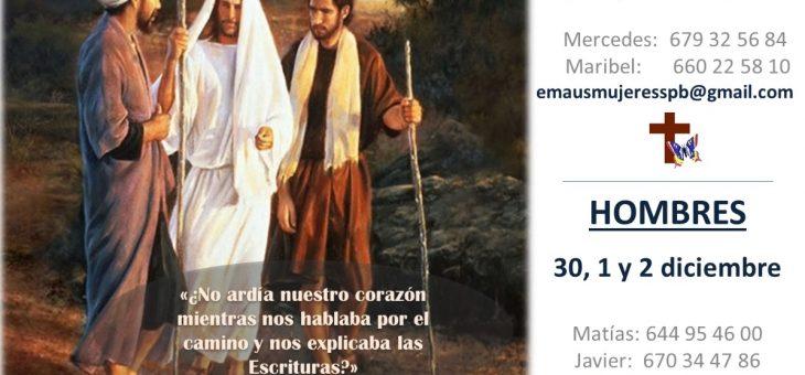 Retiros Emaus de la Parroquia San Pascual Baylon. Carta del cura párroco
