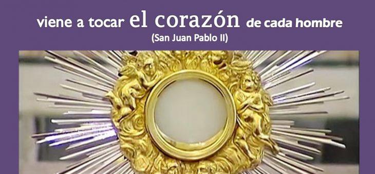 Jueves Eucaristico. 6 diciembre 2018